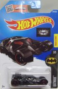 【2016 FACTORY SEALED】【キャンペーン対象商品】【THE DARK KNIGHT BATMOBILE】 BLACK/MC5-OR6SP