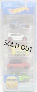 2016 5PACK 【VOLKSWAGEN】Custom Volkswagen Beetle / Volkswagen Golf GTI / Volkswagen Kool Kombi / Volkswagen Type 181 / 2012 Volkswagen Beetle