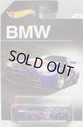 2016 BMW ANNIVERSARY 【BMW M3 GT2】 BLUE/PR5