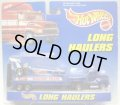 1998 LONG HAULERS 【LONG HAULERS / DRAGSTER】 RACE TEAM BLUE/5SP