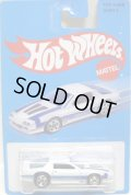 2016 TARGET EXCLUSIVE RETRO STYLE【1985 CHEVROLET CAMARO IROC-Z】 WHITE/5SP