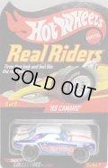 2008 RLC REAL RIDERS 【'69 CAMARO (HARDTOP)】 SPEC.RACE TEAM BLUE/RR