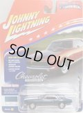 2016 JOHNNY LIGHTNING - MUSCLE CARS USA S2 【1967 CHEVY CAMARO Z28】 DK.AQUA/RR (1836個限定)