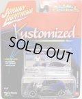 2016 JOHNNY LIGHTNING - STREET FREAKS S2 【1972 FORD T-ROADSTER】 BLUE/RR (KUSTOMIZED)