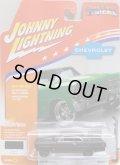 2016 JOHNNY LIGHTNING - MUSCLE CARS USA S2 【1967 CHEVY NOVA SS】 FLAT BLACK/RR (1836個限定)
