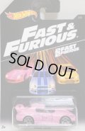 2016  FAST & FURIOUS (ワイルドスピード)【HONDA S2000】 PINK/PR5