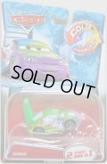 2016 DISNEY CARS COLOR CHANGERS 【WINGO】 GREEN-LT.BLUE