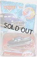 2016 DISNEY CARS COLOR CHANGERS 【DOC HUDSON】 BLACK-BLUE