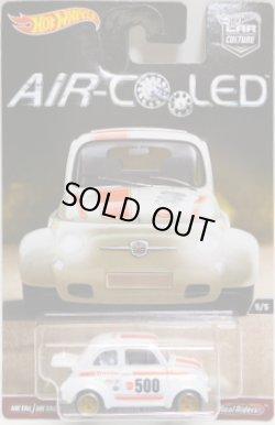 画像1: 2017 HW CAR CULTURE - AIR COOLED 【60's FIAT 500D MODIFICADO】 WHITE/RR (NEW CAST)(予約不可)