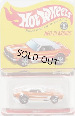 画像1: 2017 RLC NEO-CLASSICS S14 【'67 CHEVY CAMARO】 SPEC.BRIGHT ORANGE/RL