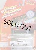 2017 JOHNNY LIGHTNING - CLASSIC GOLD COLLECTION R1C 【BLAKE RAINEY'S 1965 PONTIAC GTO】 WHITE/RR (1256個限定)
