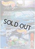 2000 HOT WHEELS RACING SCORCHIN' SCOOTER SERIES【#45 TEAM SPRINT】 LT.GREEN/3SP