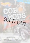 2000 K・B TOYS EXCLUSIVE COP RODS 2 【'65 IMPALA LOWRIDER】 BLACK-WHITE/RR