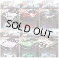 "2017 ""FORZA MOTOR SPORT"" 【6種セット (7種の内のCHASEを除く6種)】('09 FORD FOCUS RS/McLAREN P1/BMW M4/LAMBORGHINI HURACAN  LP 610-4/'13 SRT VIPER/AMC JAVELIN AMX)"