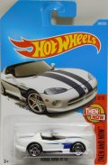 【DODGE VIPER RT/10】 WHITE/PR5
