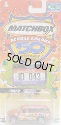 2002 ACROSS AMERICA 50TH 【IDAHO - CHEVROLET SUBURBAN】 RED