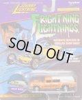 1997 JOHNNY LIGHTNING - FRIGHT'NING LIGHTNINGS 【HAULIN' HEARSE】 ORANGE