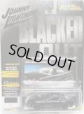 2017 JOHNNY LIGHTNING - STREET FREAKS S3 【2000 CHEVY CORVETTE C5】 BLACK (BLACKED OUT)