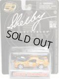 "SHELBY COLLECTIBLES  ""50TH ANNVERSARY""【2008 SHELBY TERLINGUA MUSTANG】 ORANGE/RR"