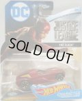 """2017 ENTERTAINMENT CHARACTERS """"DC COMICS""""【""""JUSTICE LEAGUE"""" THE FLASH】 MET.RED/RA6"""