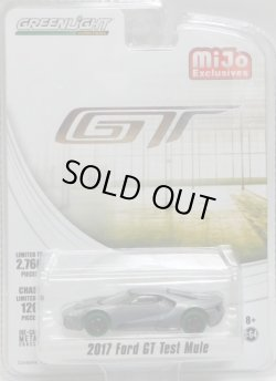 "画像1: 2018 GREENLIGHT MIJO EXCLUSIVE 【""GT"" 2017 FORD GT TEST MULE】 FLAT OLIVE/RR(GREEN MACHINE)"