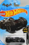 【BATMAN : ARKHAM KNIGHT BATMOBILE】 BLACK/OR6SP