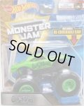 2018 MONSTER JAM includes RE-CRUSHABLE CAR! 【GAS MONKEY GARAGE】 LT.GREEN (EPIC ADDITIONS)