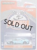 2018 GREENLIGHT HERITAGE RACING S1【2017 FORD GT】 LT.BLUE/RR