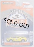 2018 GREENLIGHT HERITAGE RACING S1【2017 FORD GT】 YELLOW/RR