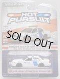 2018 GREENLIGHT HOT PURSUIT S26 【2011 FORD CROWN VICTORIA POLICE INTERCEPTOR】 WHITE/RR (HOMELAND SECURITY FEDERAL PROTECTION)