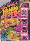1991 KENNER - SAVAGE MONDO BLITZERS 【SCARS AND SPIKES GANG】