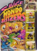 1991 KENNER - SAVAGE MONDO BLITZERS 【DAMAGED AND DEADLY GANG】