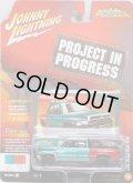 2017 JOHNNY LIGHTNING - STREET FREAKS S4 【1996 DODGE RAM 1500】 GREEN-RED/RR (PROJECT IN PROGRESS)