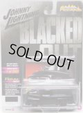 2018 JOHNNY LIGHTNING - STREET FREAKS S1 【1955 FORD PANEL DELIVERY】 BLACK/RR (BLACKED OUT)