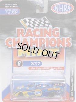 画像1: 2018 RACING CHAMPIONS MINT COLLECTION R1A 【2017 RON CAPPS NHRA FUNNY CAR】 BLUE/RR (3004個限定)