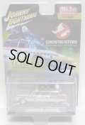"2018 JOHNNY LIGHTNING - ""MIJO EXCLUSIVE"" 【""GHOSTBUSTERS"" 1959 CADILLAC ELDORADO ECTO 1A】 CHROME/RR (3600個限定)"