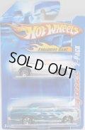 2007 WALGREENS EXCLUSIVE 2PACK 【1967 CAMARO CONVERTIBLE】 WHITE (with '67 PONTIAC GTO)/5SP (CHOJIRO GRAPHIC'S)