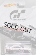 2018 HW GRAN TURISMO 【NISSAN SKYLINE GT-R (R34)】 WHITE/O5
