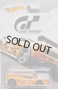 2018 HW GRAN TURISMO 【McLAREN F1 GTR】 ORANGE/PR5