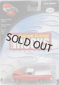 2003 PREFERRED - CUSTOM CLASSICS PETERSEN'S TRUCKS SERIES 【'59 EL CAMINO】 ORANGE/RR