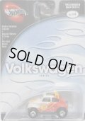 2003 PREFERRED - VOLKSWAGEN SERIES 【VOLKSWAGEN BAJA BEETLE】 WHITE-RED/RR