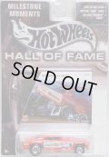 "2003 HALL OF FAME - MILESTONE MOMENTS 【""MONGOOSE"" PLYMOUTH DUSTER】 RED/RR"