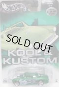 2004 AUTO AFFINITY - KOOL & KUSTOM 【'49 FORD SHOE BOX】 MET.GREEN/RR