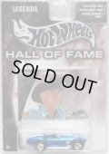 "2003 HALL OF FAME - LEGENDS 【""CARROLL SHELBY"" SHELBY COBRA 427 S/C】 MET.BLUE/RR"