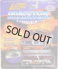 """1996 LIMITED EDITION - DRAGSTERS USA 【""""NORM WIZNER"""" '55 JUKEBOX】 DK.RED"""