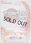 2018 GREENLIGHT TOKYO TORQUE S3 【1970 DATSUN 240Z RALLY】 WHITE/RR