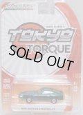 2018 GREENLIGHT TOKYO TORQUE S3 【1970 DATSUN 240Z RALLY】 MET.GREEN/RR (GREEN MACHINE)