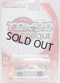 2018 GREENLIGHT TOKYO TORQUE S3 【1972 NISSAN SKYLINE 2000 GT-R】 SILVER/RR