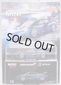 "2018 TSM MODELS - MINI GT ""MIJO EXCLUSIVE"" 【McLAREN SENNA】 PALE DK.BLUE/RR (4800個限定)(予約不可)"