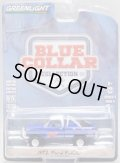 2018 GREENLIGHT BLUE COLLAR COLLECTION S4 【1972 FORD F-100】 BLUE/RR